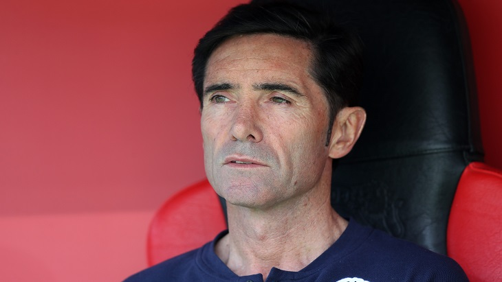 Марселино два года возглавлял «Валенсию»