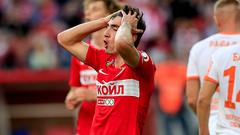 «Спартак» — «Урал»