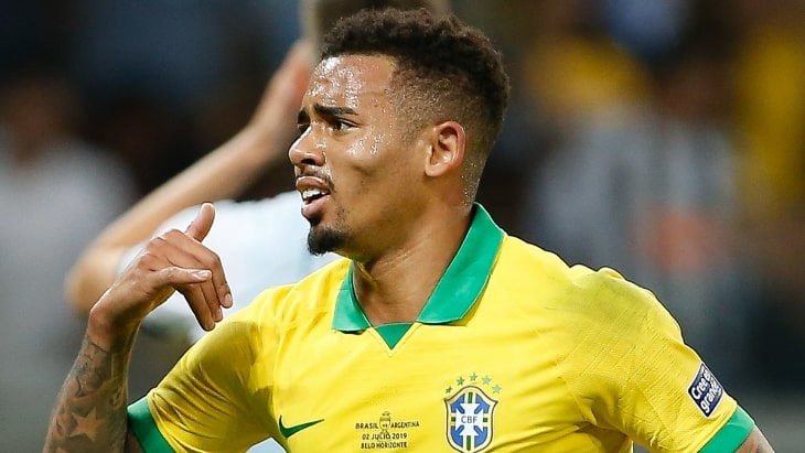 Бразильцы сыграют с африканцами