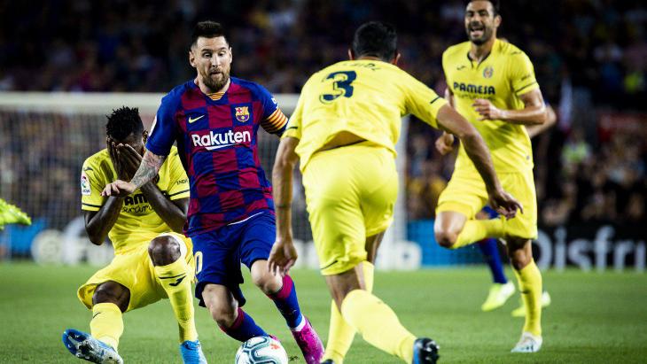 Барселона осасуна 7 0 обзор