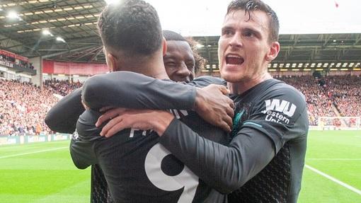 «Ливерпуль» вырвал победу при невыразительной игре