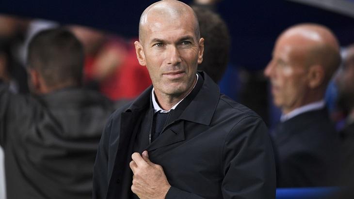 «Реал» Зидана выдал худший старт в Лиге чемпионов в своей истории