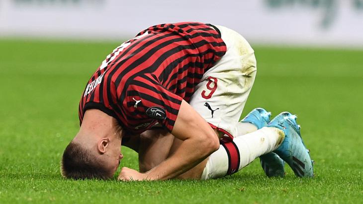 «Милан» понес рекордные убытки в своей истории