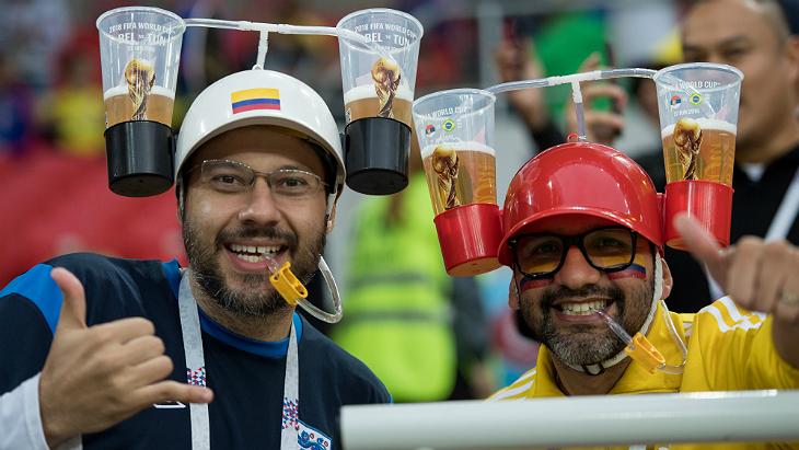 На ЧМ-2018 продажа пива на стадионах была разрешена
