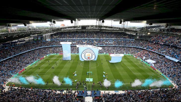 Стадион «Этихад»
