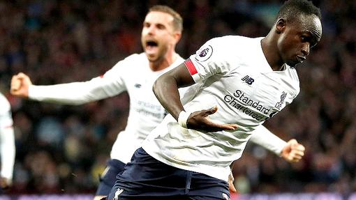«Ливерпуль» в очередной раз проявил победный характер