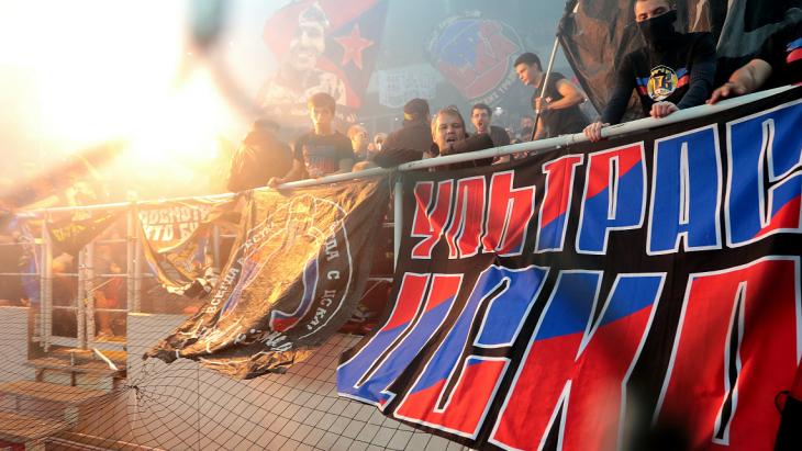 Два болельщика ЦСКА остаются под арестом в Венгрии