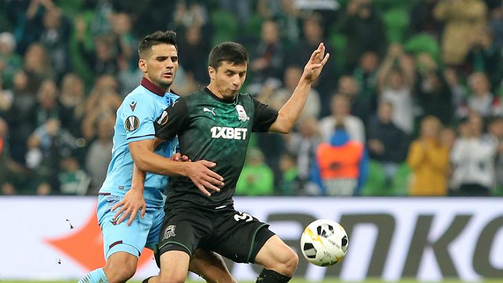 Бесплатно смотреть футбол лига европы боруссия д краснодар
