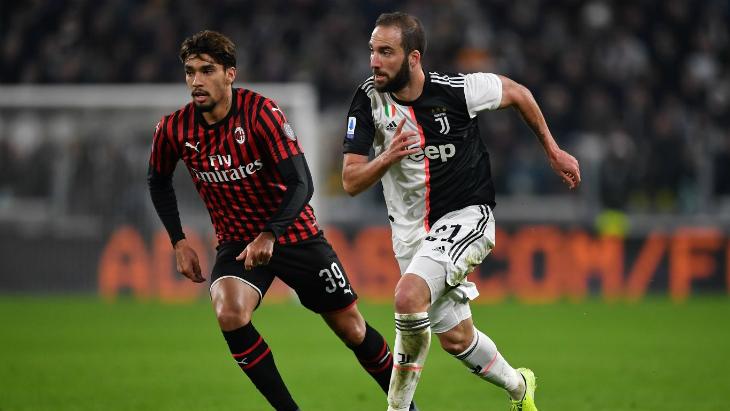 Милан- ювентус посмотреть голы