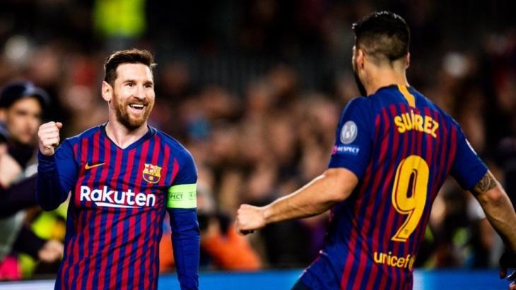 У «Барселоны» будет четыре комплекта формы за сезон
