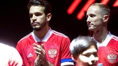 Гильерме в форме сборной России