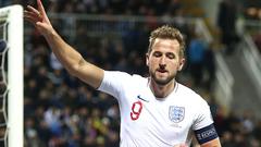 Кейн забил рекордный 12-й мяч в году за Англию