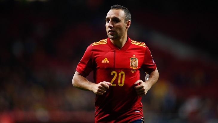 Касорла стал ключевым игроком сборной Испании