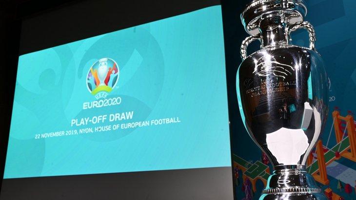 Жеребьевка Евро-2020