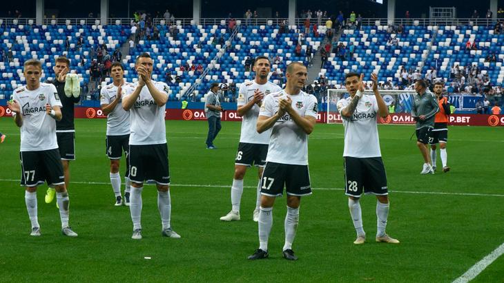 Футболисты «Торпедо»
