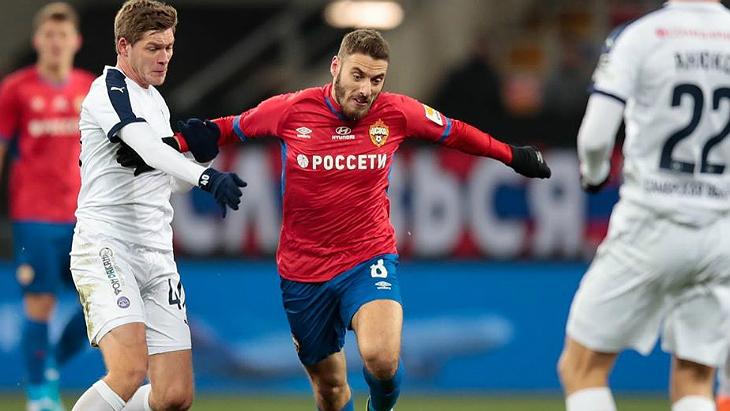 Влашич забил единственный гол