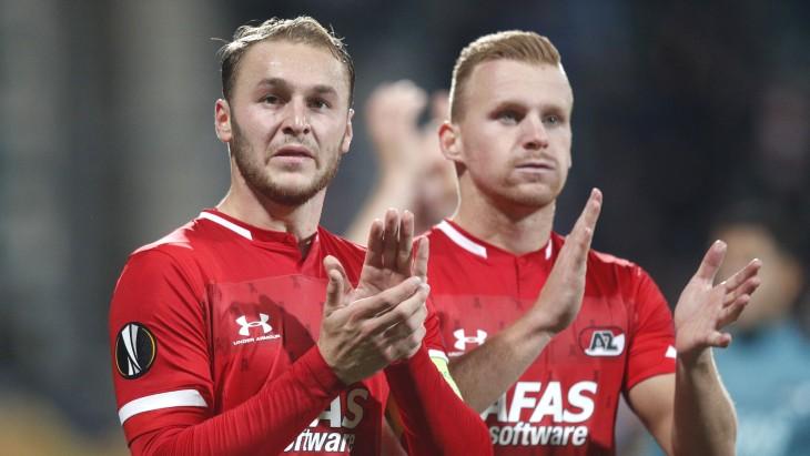 Футболисты «АЗ Алкмара»