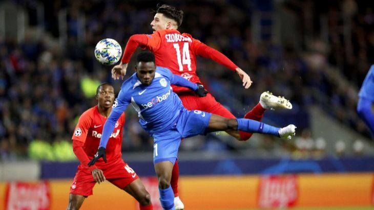 «Зальцбург» еще борется за выход в плей-офф