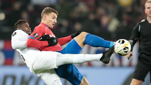 Федор Чалов забил гол, но этого не хватило