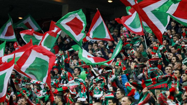Более 500 болельщиков поддержат «Локомотив» в Мадриде