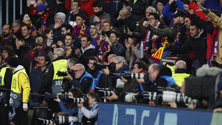 Игрок «Лиона» едва не подрался с фанатом клуба