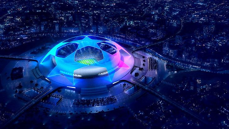 Лига чемпионов: полный календарь 1/8 финала
