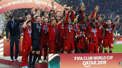 «Ливерпуль» выиграл клубный чемпионат мира