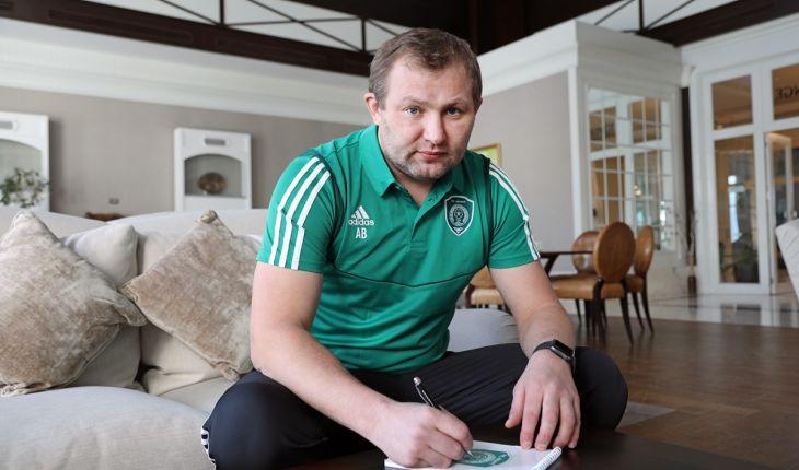 Андрей Казадаев