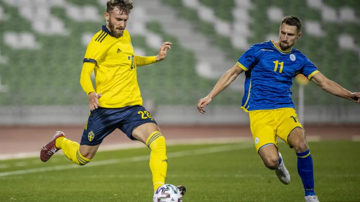 Футбол вчера италия швеция