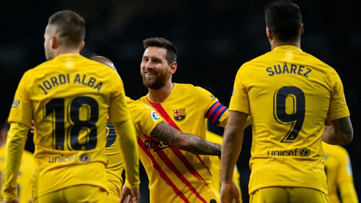 «Барселона» — самый доходный футбольный клуб Европы
