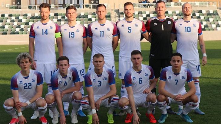 Исландия переиграла Канаду в товарищеском матче