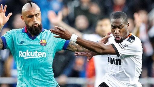 «Валенсия» — «Барселона»