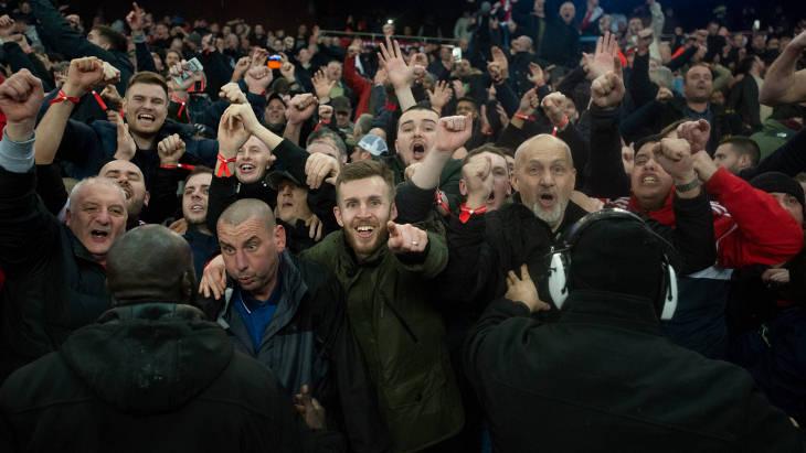 Фанаты «МЮ» напали на дом вице-президента клуба