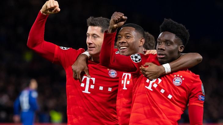 «Бавария» добилась знаковой победы