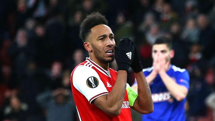 «Арсенал» покинул Лигу Европы