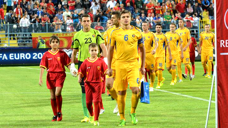 Сборная Молдавии