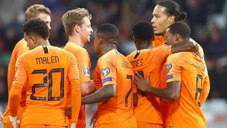 Сборной Нидерландов выгоден перенос Евро-2020