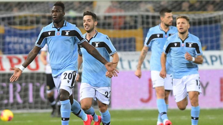 «Лацио» не будет возобновлять тренировки 23 марта