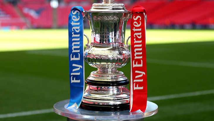 Трофей Кубка Англии