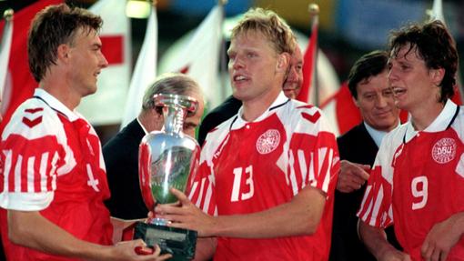 Сборная Дании на Евро-1992