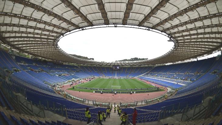 Стадион «Олимпико» в Риме