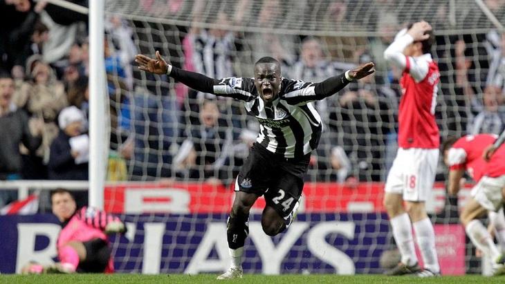 В 2011 году «Ньюкасл» отыгрался после 0:4 к перерыву против «Арсенала»