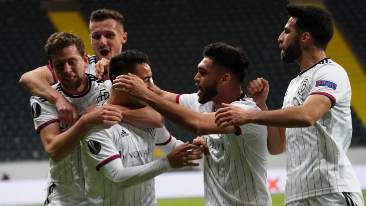 Игроки «Базеля»