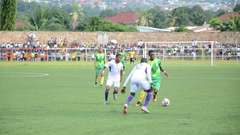 Футбол в Бурунди