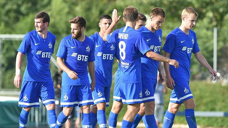 Футболисты «Динамо» закупили антисептики