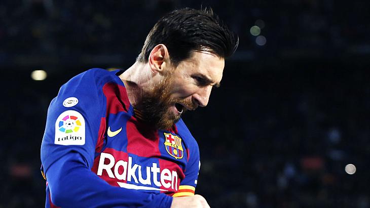 У Месси конфликт с руководством «Барселоны»