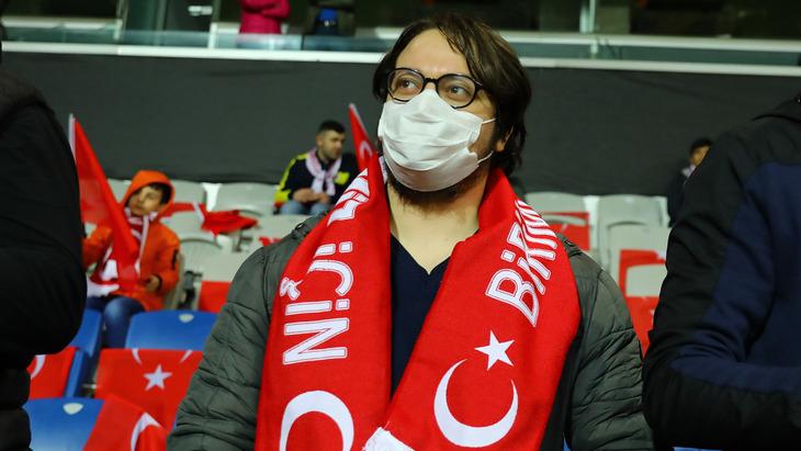 Турецкий болельщик