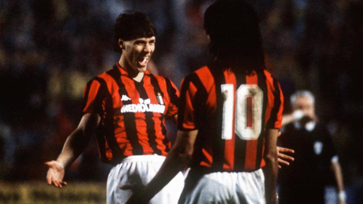 «Милан» — «Реал». Кубок европейских чемпионов 1988/1989