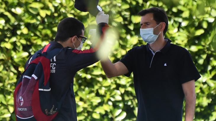 В Италии все еще боятся заболеть