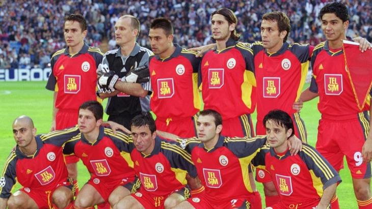 «Галатасарай» — «Реал». ЛЧ 2000/2001